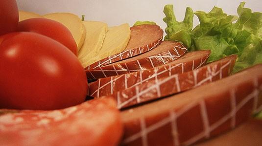 Вегетарианские колбасы
